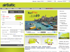 Air Baltic airlines